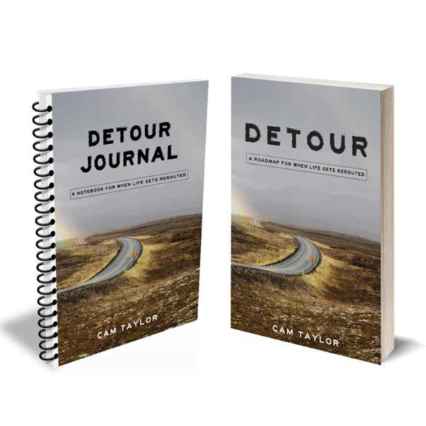 Detour Book and Journal Set